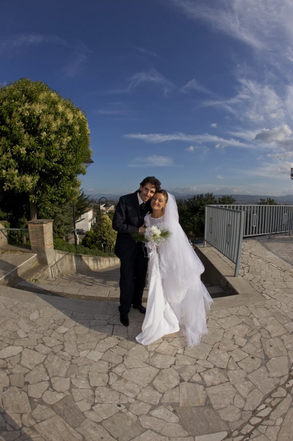 Alfredo & Laura - Italian Wedding Romance