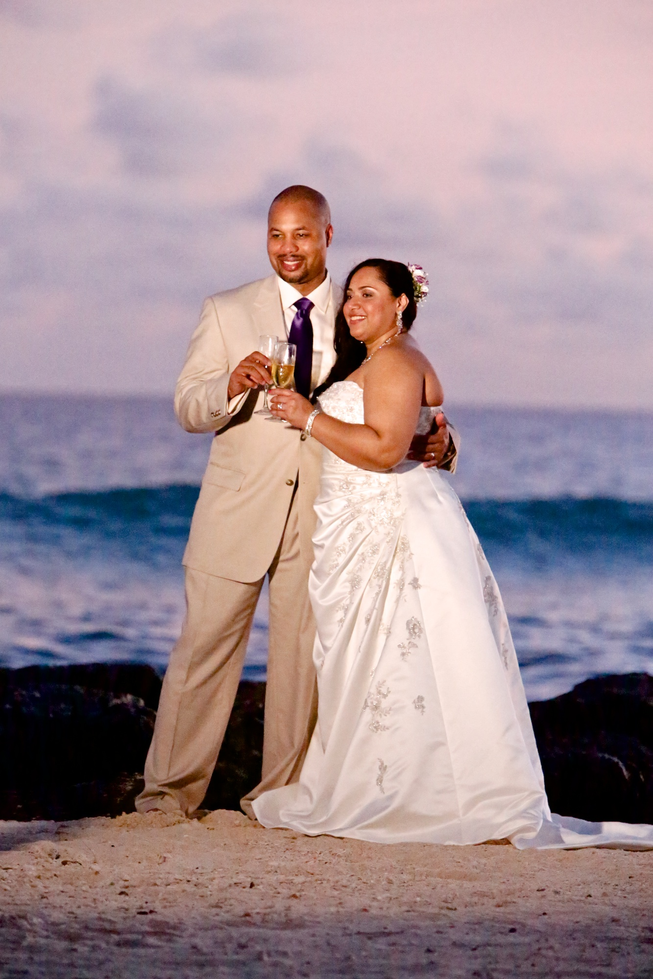 Exotic Barbados Wedding