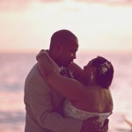 barbados destination wedding photography joseph tufo sunset