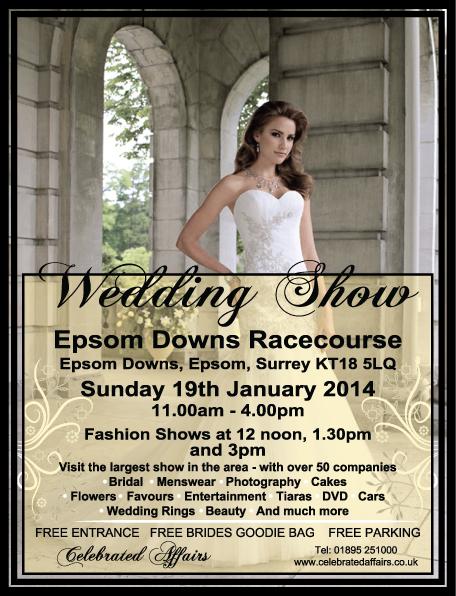Epsom Downs Racecourse Wedding Show