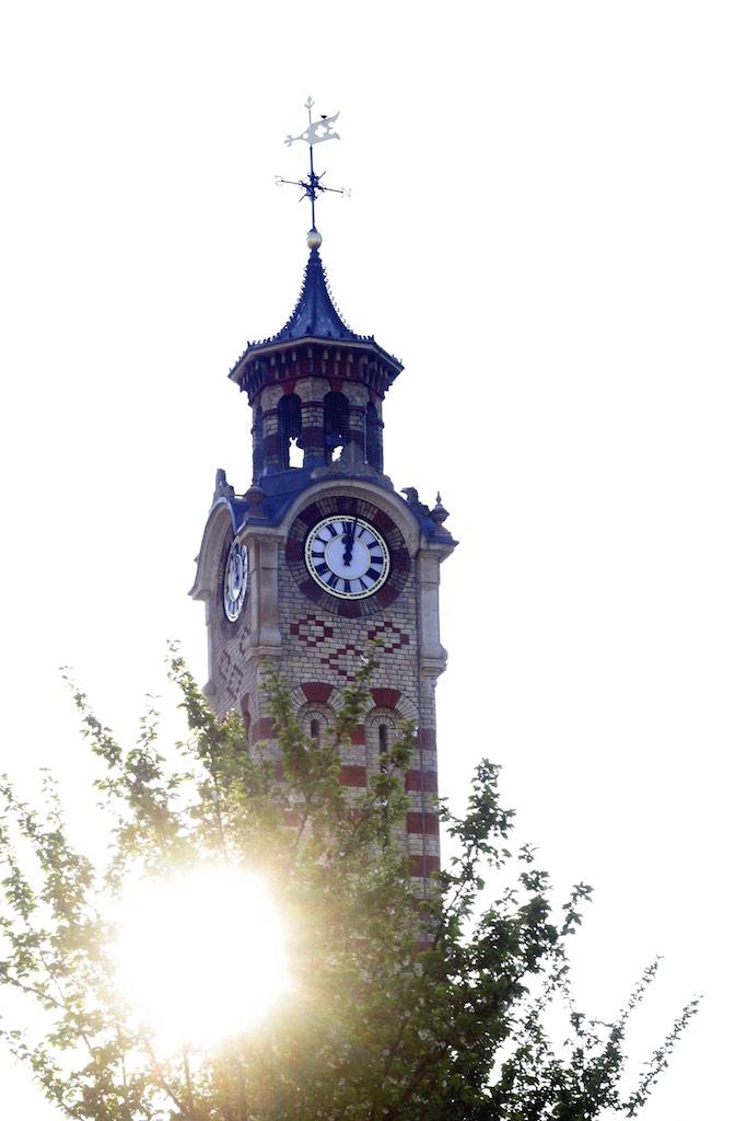 epsom cloc tower