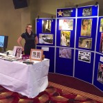 Joseph Tufo stand at Kensington Close Wedding Fair