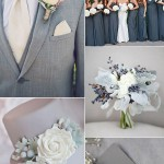 2016-trending-slate-gray-and-cream-neutral-wedding-color-ideas