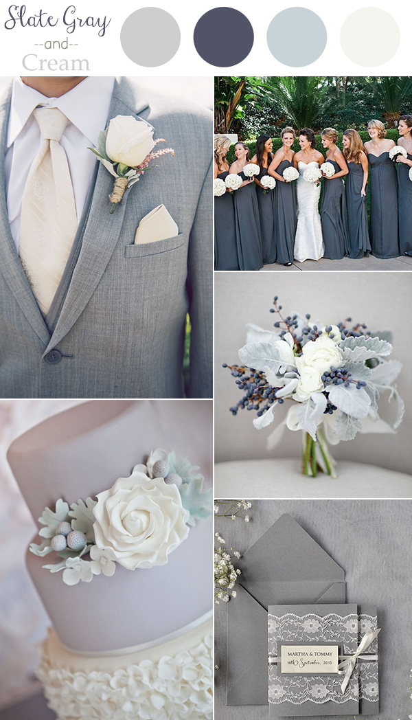 Top 10 Colour Trends For Weddings In 2016 |