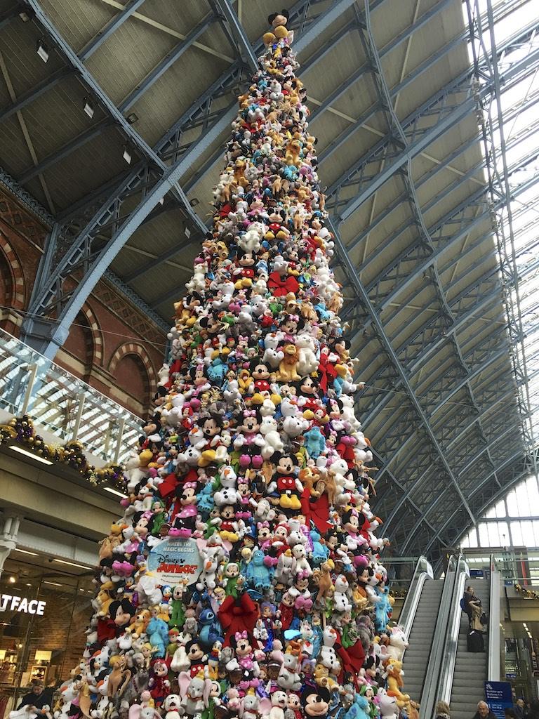 Selfridges Christmas Tree